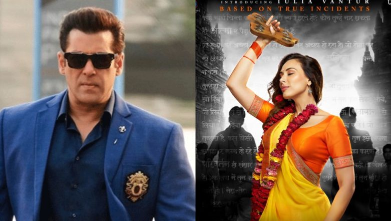 Salman Khan Wishes Rumoured Girlfriend Iulia Vantur 'All the Success' As She Sets Out to Debut With Radha Kyon Gori Main Kyon Kaala