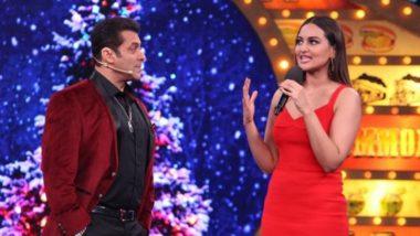 Bigg Boss 12: Salman Khan to Have Sonakshi Sinha's Company on the Upcoming Weekend Ka Vaar Episode?
