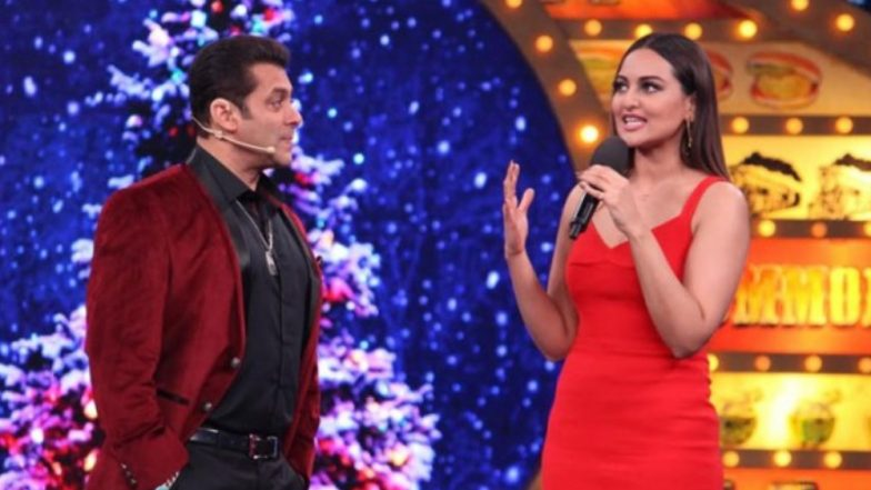 Bigg Boss 12: Salman Khan to Have Sonakshi Sinha's Company on the Upcoming Weekend Ka Vaar Episode?