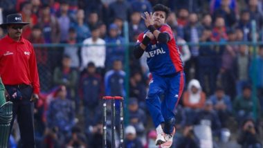 ICC 2018 T20 Qualifier: China Gets Bowled Out on 26; Nepal Reaches the Target in 11 Balls