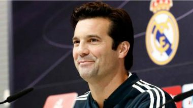 Real Madrid Ropes in Santiago Solari as Manager for Three Years