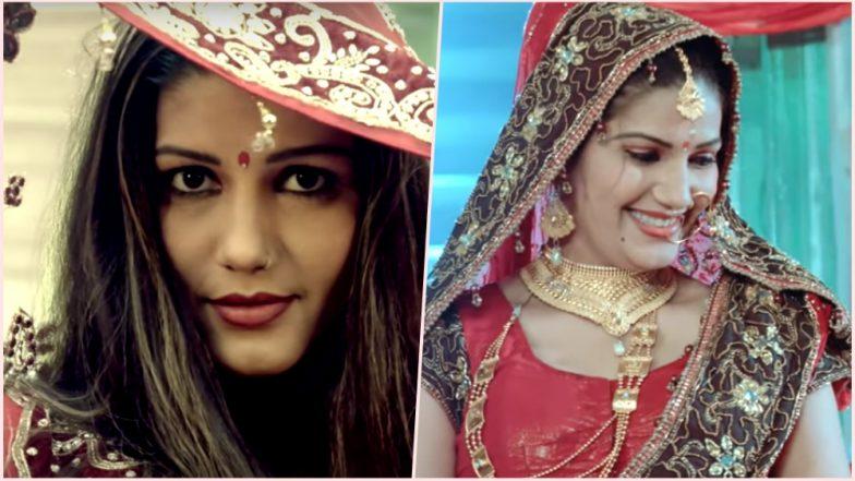 Sapna Choudhary's Karva Chauth 2018 Song 'Mera Chand' in Haryanvi Goes Viral (Watch Video)