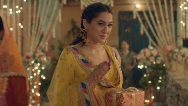 64th Filmfare Awards 2019: Sara Ali Khan Wins Best Debut for Kedarnath
