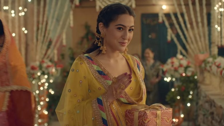64th Filmfare Awards 2019: Sara Ali Khan Wins Best Debut for