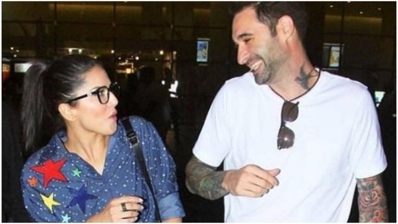 Sunny Leone Has the Most Adorable Birthday Wish for Husband Daniel Webber – View Pic