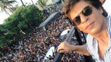 Shah Rukh Khan's Fans Honour His Request Of 'Iss Baar Ka Pyaar Thoda Door Se Yaar' On His Birthday With Virtual Celebrations - Deets Here