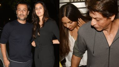 Zoya Akhtar Birthday: Shah Rukh Khan and Abhishek Kapoor Party Under the Same Roof – View Pics