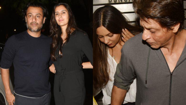 Zoya Akhtar Birthday: Shah Rukh Khan and Abhishek Kapoor Party Under the Same Roof – View Pics