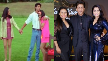 20 Years of Kuch Kuch Hota Hai: Shah Rukh Khan Finds This Scene to Be Creepy in His Iconic Film