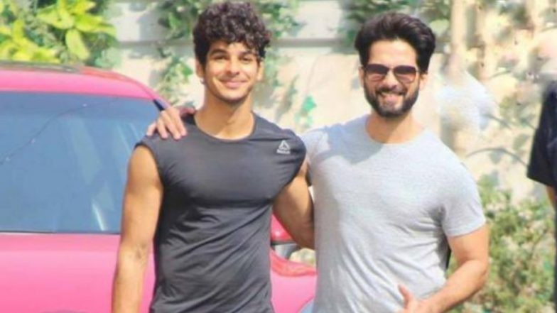 Koffee With Karan 6: Ishaan Khatter Is Ready to Fight Brother Shahid Kapoor on Karan Johar's Show