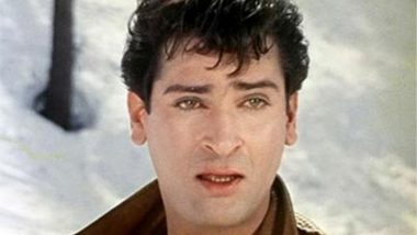 Shammi Kapoor Birthday Special: Badan Pe Sitare to Ehsaan Tera Hoga Mujhpar, Songs Of India's Very Own 'Elvis Presley' That Ruled Our Hearts
