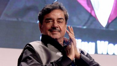 #MeToo Movement: Shatrughan Sinha Feels Blacklisting the Accused Is Hypocrisy, Targets Sanjay Dutt Who Was Convicted Yet Allowed to Work
