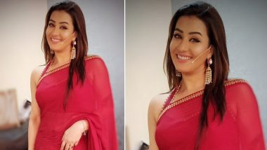 Shilpa Shinde Encourages Fans to Donate Organs - Watch Video