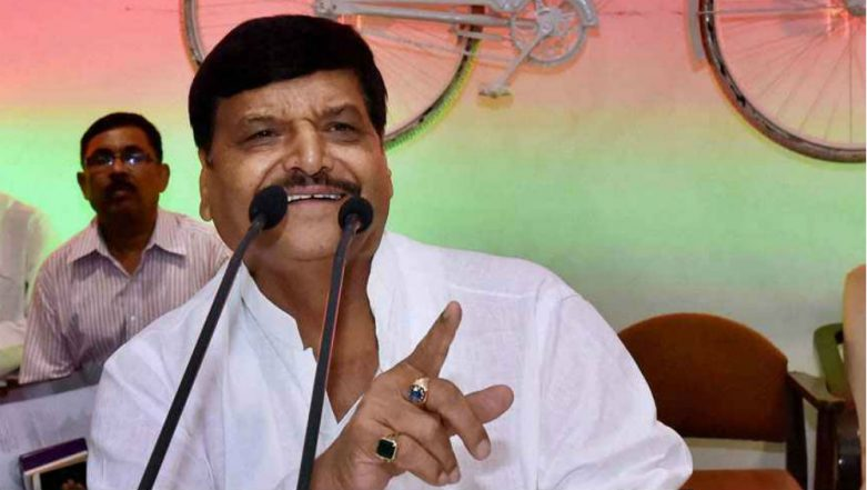 Lok Sabha Elections 2019: Shivpal Yadav's Pragatisheel Samajwadi Party Ties Up with Peace Party, Apna Dal in Uttar Pradesh