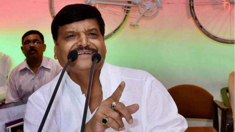 SP-BSP Alliance Incomplete Without Pragatisheel Samajwadi Party to Defeat BJP in Uttar Pradesh, Says Shivpal Yadav