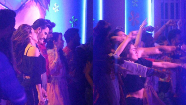 Sara Ali Khan and Ranveer Singh Shoot a Dance Number for Simmba – View Pics