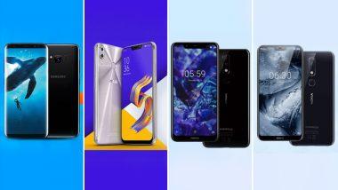 Flipkart Big Billion Days Sale 2018: Discounts on Realme 2 Pro, Nokia 6.1 Plus, Poco F1, Asus Zenfone 5z, Samsung Galaxy S8 & More