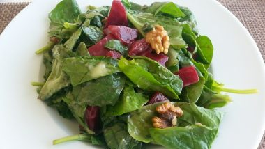 Eat Your Spinach and Beetroot, They Can Improve Your Eyesight, Says Study