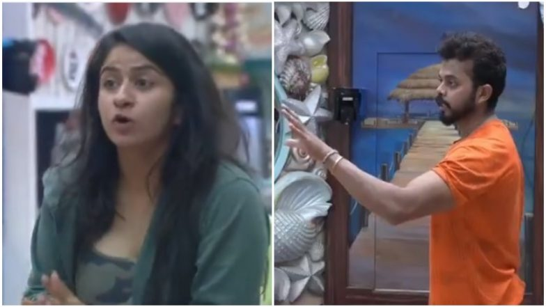 Bigg Boss 12: Sreesanth Gets Into Ugly Spat With Surbhi Rana – Watch Video