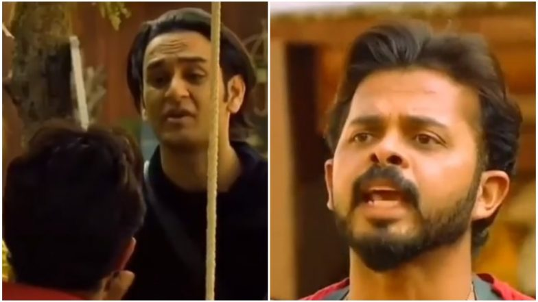 Bigg Boss 12: Vikas Gupta Calls Sreesanth 'Badtameez' and All Hell Break Loose – Watch Video