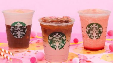 Starbucks Indonesia Creates Breast Cancer-Themed Pink Drinks For Awareness About #PINKVOICE Campaign