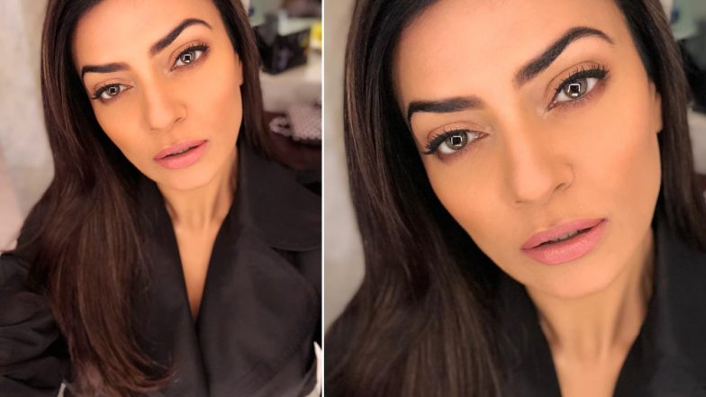 Sushmita Sen Points Out An Important Element About The Me Too Campaign