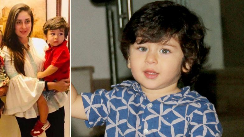 Taimur Ali Khan's Last Photo After Kareena and Saif Decide to BAN His Public Appearances Is Making Us Miss Him Already