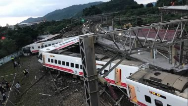 Taiwan: At Least 17 Dead, Over 100 Injured as Train Derails in Yilan County