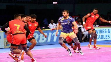 PKL 2018 Video Highlights: Bengaluru Bulls Hand Tamil Thalaivas Their Third Consecutive Defeat