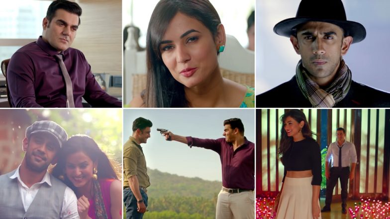 Jack and Dil Trailer: Arbaaz Khan, Amit Sadh and Sonal Chauhan Get Entangled in a Comical Love Triangle - Watch Video