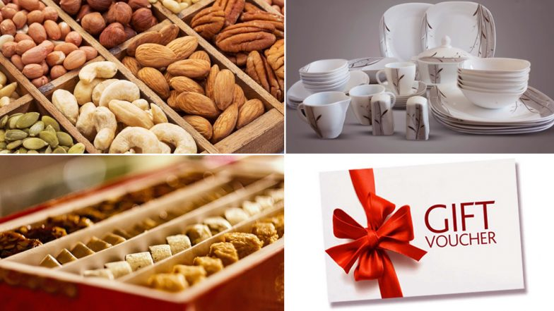Diwali 2018 Gift Ideas for Employees: Best Corporate Gift Options to Pamper Your Office Staff This Festive Season