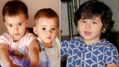 Unlike Their BFF Taimur Ali Khan, Yash and Roohi Johar are Not Paparazzi Ready Yet! - See Pics