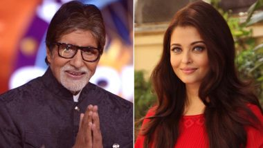 Aishwarya Rai's Birthday Message for Amitabh Bachchan is Filled With Love and Good Wishes
