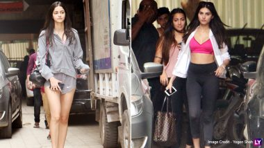 Tara Sutaria or Ananya Pandey: Which Student of the Year 2 Debutante's Gym Look Is Hotter? Vote