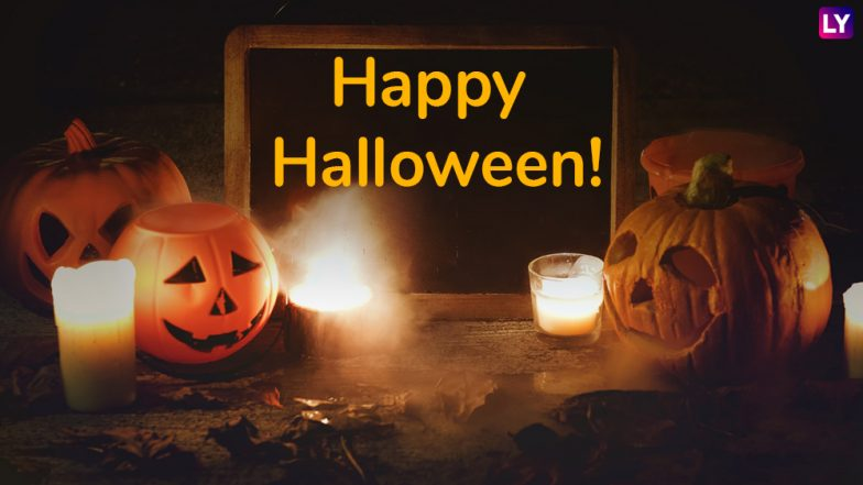 Scary Happy Halloween 2018 Wishes: Spooky WhatsApp Messages, GIF Images, Facebook Status and Sayings to Send Witty & Funny Greetings