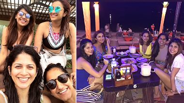 These Pics of Parineeti Chopra Chilling With Her Girl Gang on a Vacay is Giving Us All The Fri-yay Feels!
