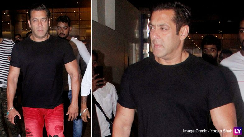 Salman Khan Returns from Bharat's Abu Dhabi Schedule! Time for Bhai To Take a Stand on #MeToo Movement in Bollywood?