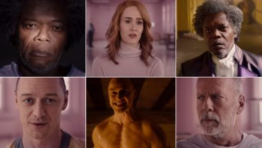 Glass Trailer: Bruce Willis Faces The Dangerous Teamup of James McAvoy and Samuel L Jackson in This Unusual Superhero Film - Watch Video