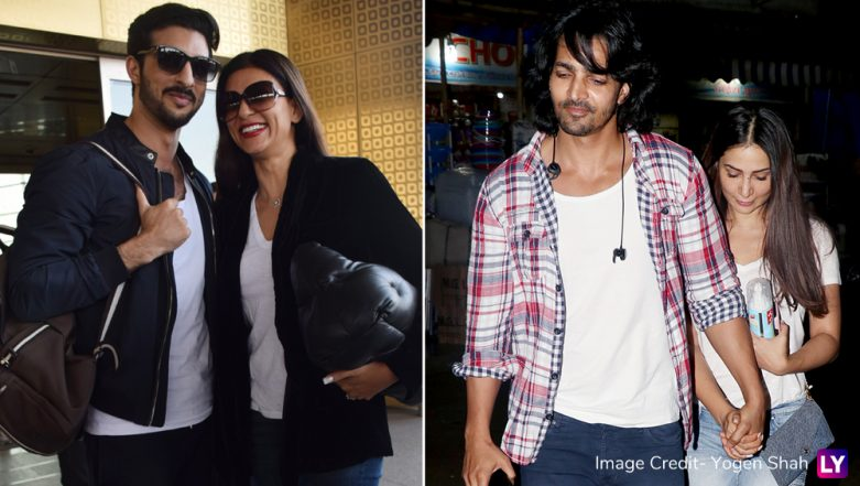 Sushmita Sen-Rohman Shawl and Harshvardhan Rane-Kim Sharma Make Their Relationships Paparazzi Official – View Pics