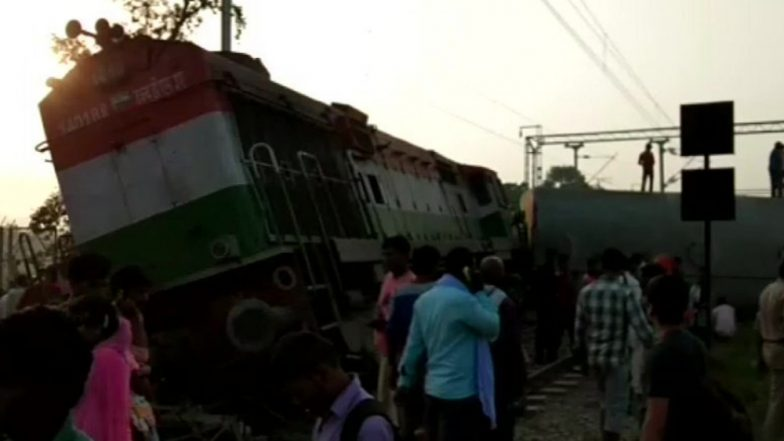 New Farakka Express Train Gets Derailed in Raebareli: 7 Dead, Several Injured, CM Yogi Adityanath Announces Compensation
