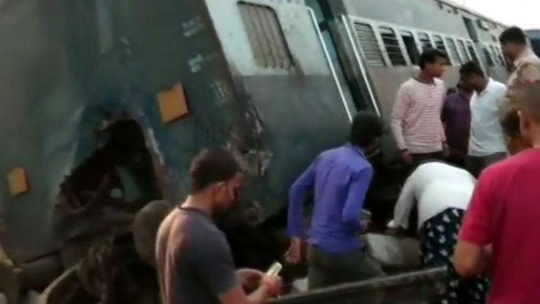New Farakka Express Derails: 4 Killed as 5 Coaches of Train Derails Near Rae Bareli in Uttar Pradesh