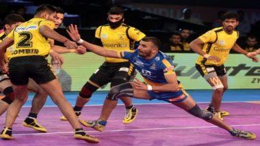 Tamil Thalaivas vs Bengal Warriors, PKL 2018-19 Match Live Streaming & Telecast Details: When & Where to Watch Pro Kabaddi League Season 6 Match Online on Hotstar & TV?