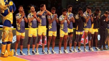 PKL 2018-19 Video Highlights: Bengaluru Bull Rode Rohit's Heroics to Hammer Tamil Thalaivas 36-22