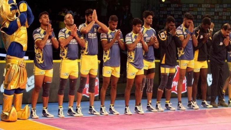 PKL 2018-19 Today's Kabaddi Matches: Schedule, Start Time, Live Streaming, Scores and Team Details of October 21 Encounters!