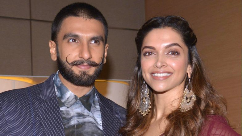 The Countdown for Ranveer Singh – Deepika Padukone Wedding Begins! 7 Days to Go for Their D-Day