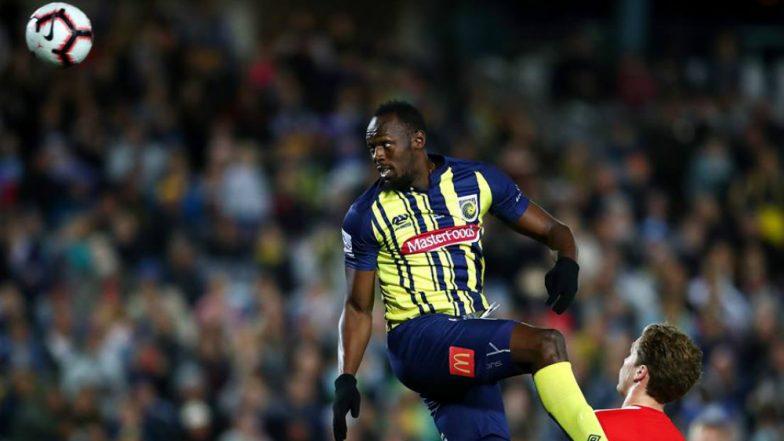 Usain Bolt Angry With ASADA Over Drug Test Notice; Slams the Body on Social Media