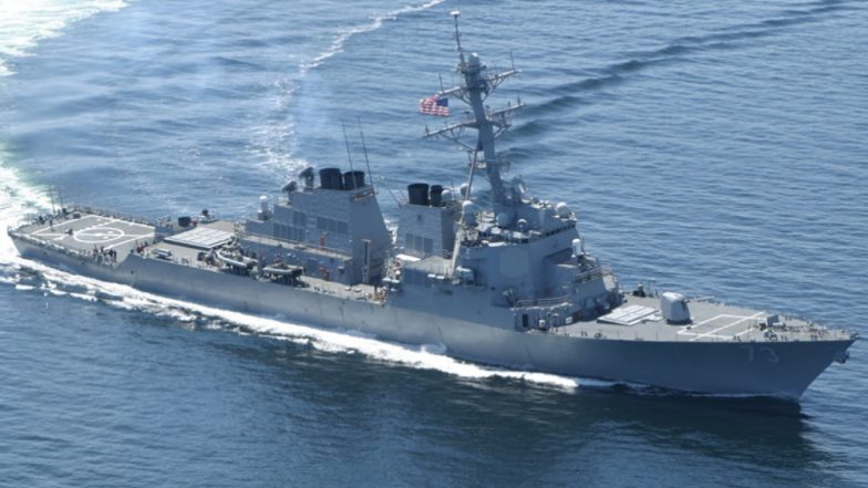 US Navy Planning Global Force Showdown to Warn China