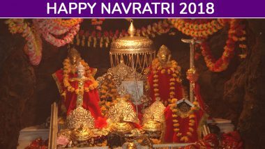 Maa Vaishno Devi Aarti And Darshan Live Streaming For Navratri Day 4: Watch Live Video From Mata Bhawan During Navaratri 2018