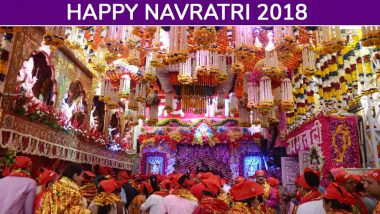 Maa Vaishno Devi Aarti And Darshan Live Streaming For Navratri Day 5: Watch Live Video From Mata Bhawan During Navaratri 2018