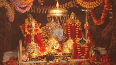 Chaitra Navratri Maha Durga Ashtami 2021: Vaishno Devi Aarti Live Streaming to Worship Maa Mahagauri on the Eighth Day of Navaratri (Watch Video)